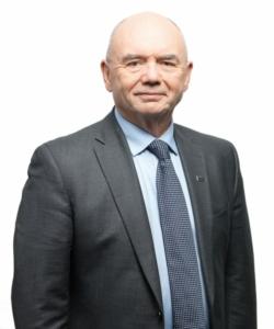 Conférence d'André Fortin à la Chambre de Commerce de Lévis